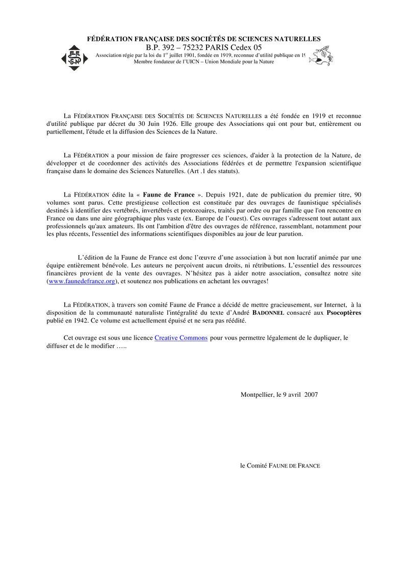 Archives Nature de France de Faune Picardie 42 lcT13FKJ